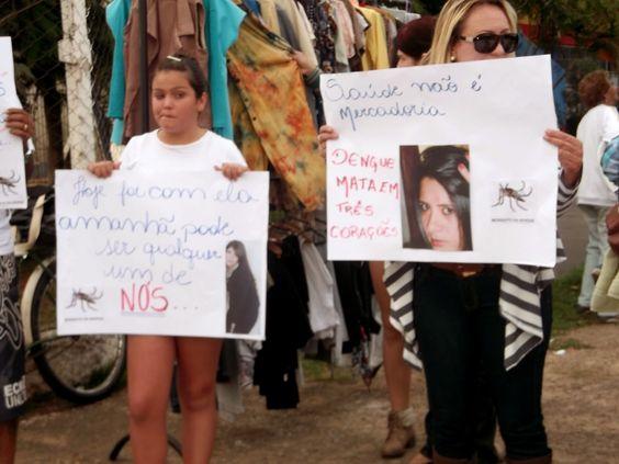 Folha do Sul - Blog do Paulão no ar desde 15/4/2012: MANIFESTAÇÃO 'IN MEMORIAM' DA JOVEM MÃE KÊNIA, MOR...