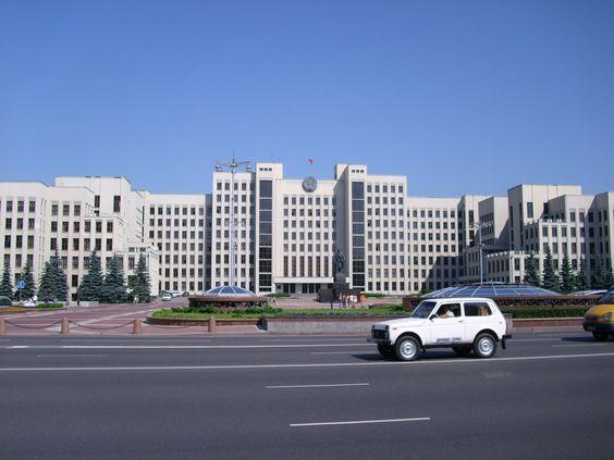 Дом правительства Республики Беларусь — Википедия