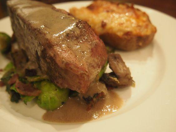 Dijon sauce for pork recipe