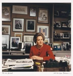 """Katherine Graham would find out her husband was having affair and so the couple separated.  She fought to be the president of the Washington Post Company in 1962. On Aug. 3,1963, Mr. Graham shot himself at the family's retreat Glen Welby.  """"What I essentially did was put one foot in front of the other, shut my eyes, and step off the edge. The surprise was that I landed on my feet."""" Katherine Graham"""