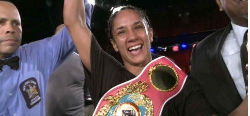 Boxeadora boricua se corona campeona mundial   Conoce su...