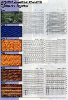 Крош Wonder Искусство: вязание Точки Тунисское