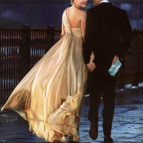 """""""Come this way my darling. I have something I would like to ask you."""""""