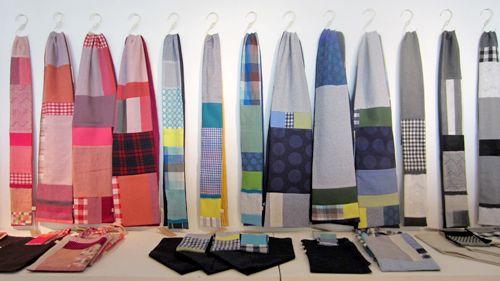 Textile designer Keiji Otani