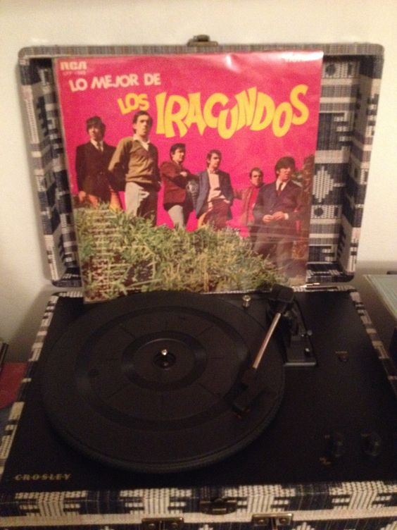#LosIracundos. #Antiguo #PorqueRecordaresVolveraVivir #Rock #Vinyl #Longplay #Baladas