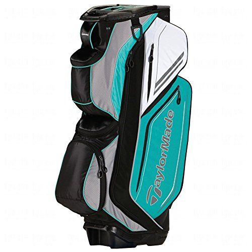 TaylorMade 2015 Catalina Cart Bag - http://golfforchampions.com/taylormade-2015-catalina-cart-bag/