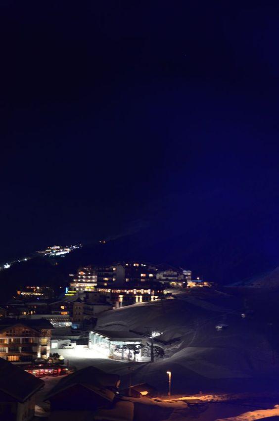 Winter Night on the Mountain by Jannatul Susoma on 500px