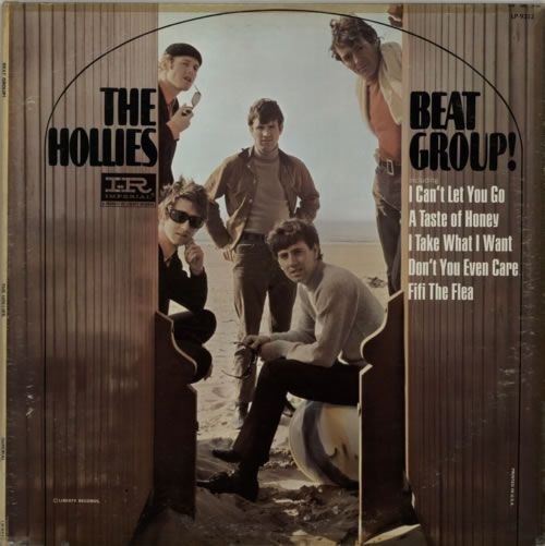 For Sale - The Hollies Beat Group! - 1st USA  vinyl LP album (LP record) - See this and 250,000 other rare & vintage vinyl records, singles, LPs & CDs at http://eil.com