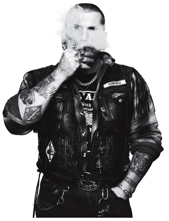 Andrew Shaylor's Hells Angels Portraits 4