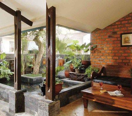 teras rumah minimalis cantik - desain rumah