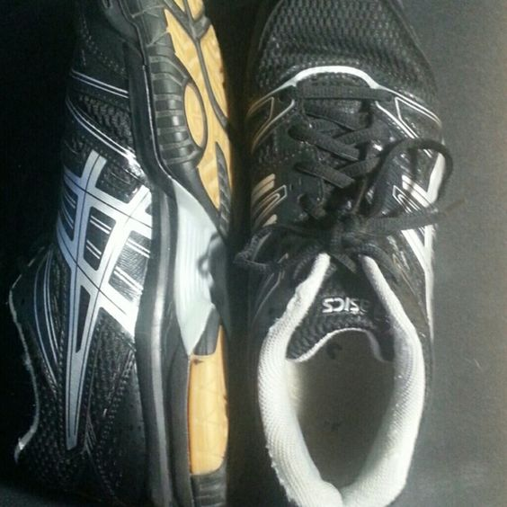 Asics Gel Rocket 7 Like New, Court Shoes asics Shoes Athletic Shoes