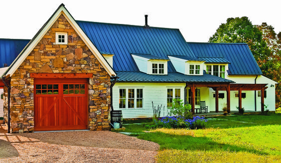 The classic farmhouse is as American as apple pie. But what defines the #farmhouse style?