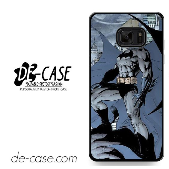 Batman DEAL-1387 Samsung Phonecase Cover For Samsung Galaxy Note 7