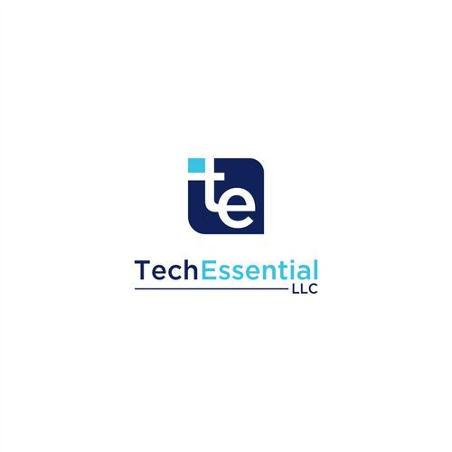 Techessential Llc Logo For New Professional Information Technology Consulting Computer Logo Consulting Business Logo Information Technology Logo