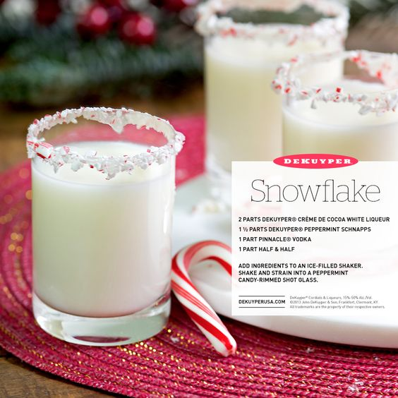 Hot Drink Recipes With Peppermint Schnapps