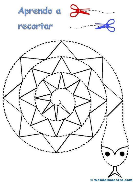 Dibujos Para Recortar Proyectos De Arte Para Ninos Manualidades