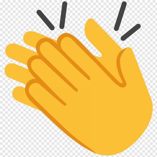 10 Clap Emoji Png In 2020 Clap Emoji Hand Emoji Emoji