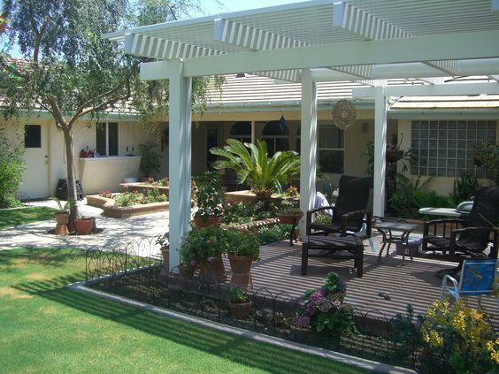 covered patio ideas | Patio Designs | Maranatha Landscape