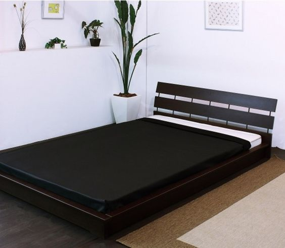 Unique Low Floor Bed Designs Model: Fabulous Modern Style