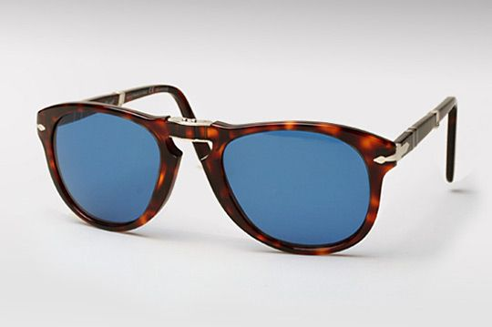 Persol sunglasses, worn by Steve McQueen, 'The Thomas Crown Affair'.
