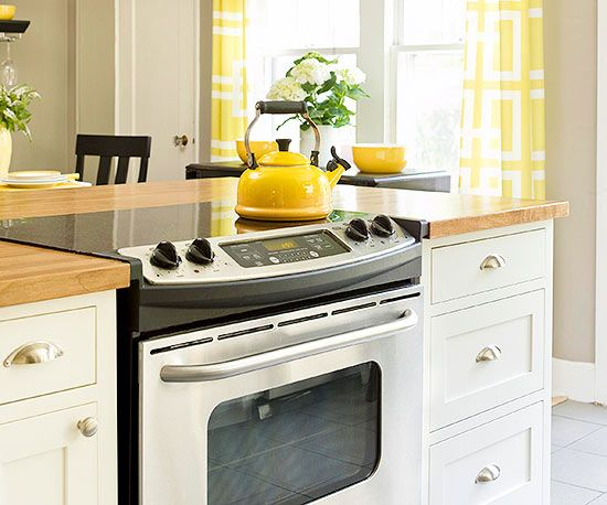 Wood Countertop With Stove : stove islands island stoves kitchen island stove stove counter stove ...