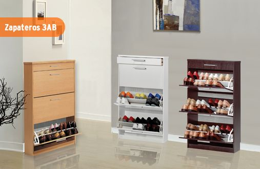 Zapateros , Topkit decoracion interiorismo diseño muebles baratos auxiliares zapatero ideas