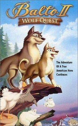 Chú Chó Balto 2: Truy Tìm Chó Sói - HD