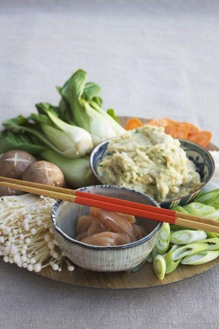 Chanko nabe // sumo stew