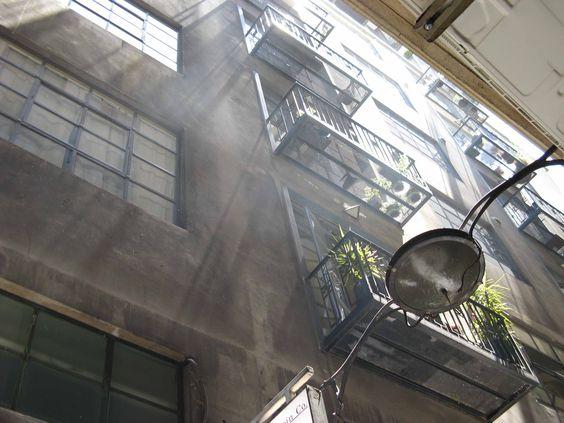 Melbourne city alley way