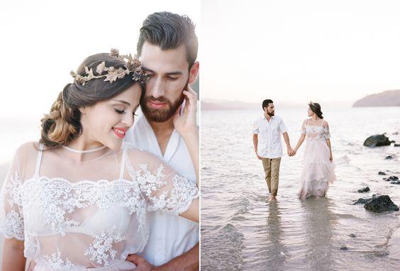 fine art film costa rica wedding photographer, andaz papagayo wedding
