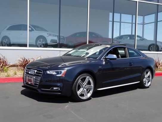 Coupe 2014 Audi S5 3 0t Premium Plus Coupe With 2 Door In Temecula Ca 92591 Audi S5 Audi Coupe