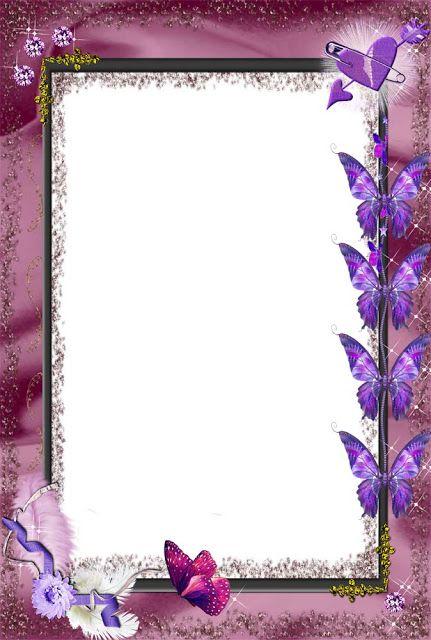 png frame romantic frame png flower frame love frame ...