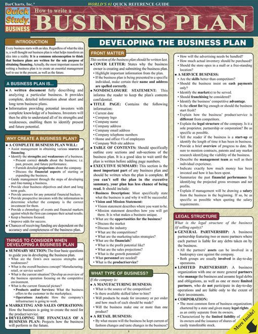 How To Write A Business Plan Business planning, Business and - how to write financial plan in business