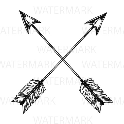 Two Cross Arrows Weapon Bow Sign Symbol Hunt Shoot Jpgstock Arrow Drawing How To Draw Hands Crossed Arrows Fastest tutorial for learning how to draw an arrow in photoshop. two cross arrows weapon bow sign symbol