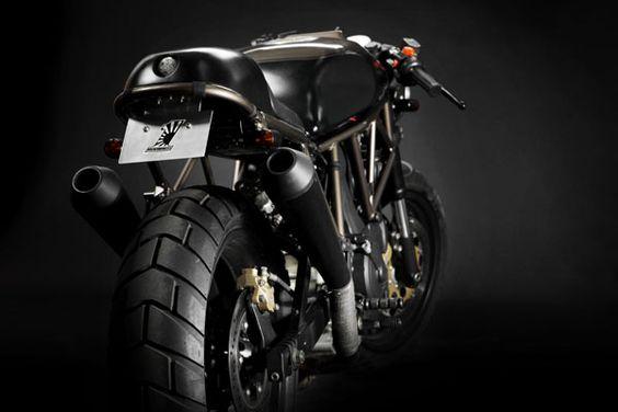 Wrenchmonkees (Copenhagen) - Monkee #20 - Ducati 750 SS