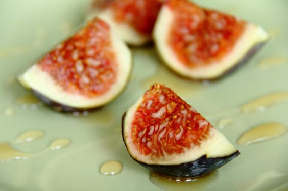 19th October 2013: Figs with honey