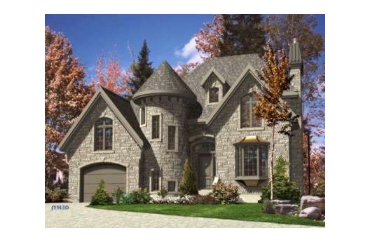 Pinterest the world s catalog of ideas for Small castle house plans