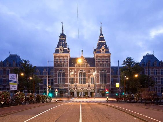 Rijksmuseum, Amsterdam, The Netherlands © Hans Zaglisch Photography