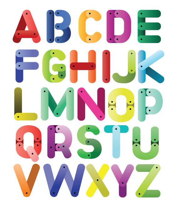 Alphabet amp Type  dafontcom