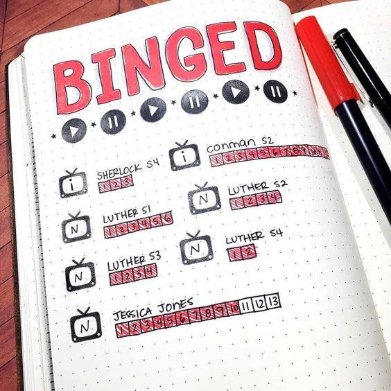 20 idées de lettering pour votre Bullet Journal