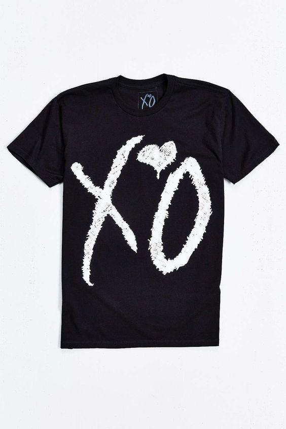 The Weeknd XO Tee