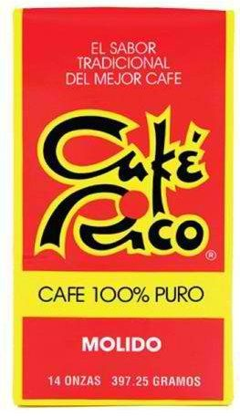 Cafe Rico Ground Coffee / Cafe Rico