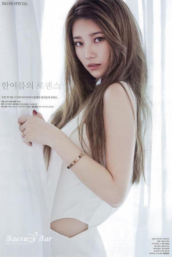 Bae Su Ji 배수지 (Suzy) from Dream High 드림하이 and Miss A 미쓰에이: