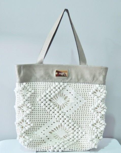 Beautiful Crochet Bags : bags crochet crochet handbags and more crochet bags beautiful crochet ...