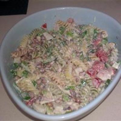 Seafood Pea-Asta Salad: Pea Asta, Recipe Food, Seafood Pea, Seafood Pasta Salads, Cooking Seafood, Food Network/Trisha, Salads Seafood, Food Cooking, Seafood Salad
