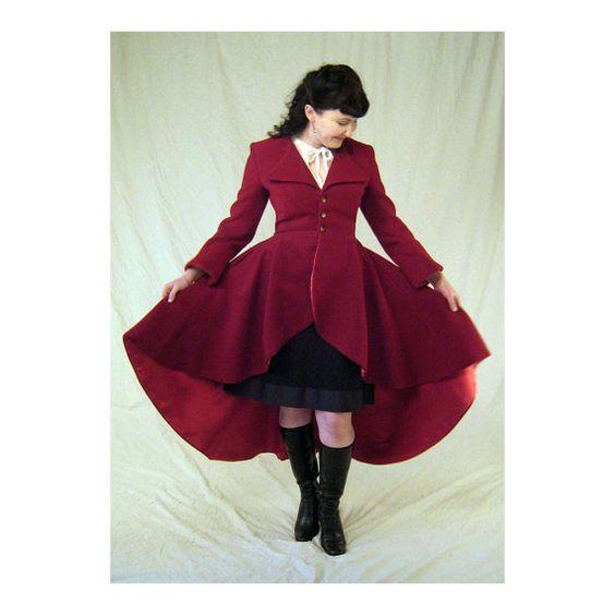 De las mujeres abrigo de lana hola-lo vestido capa