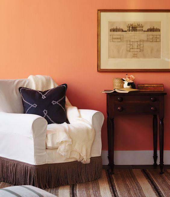 Cette saison, les tons ardents sont à l'honneur!Parcourez notre galerie pour découvrir comment décorer avec de l'orange cet automne!