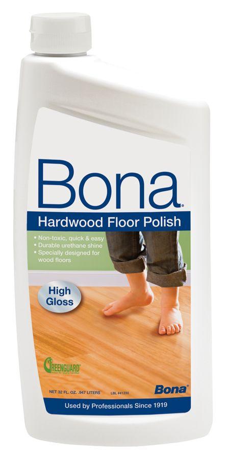 Bona Hardwood Floor Polish High Gloss Polish Floor Wood