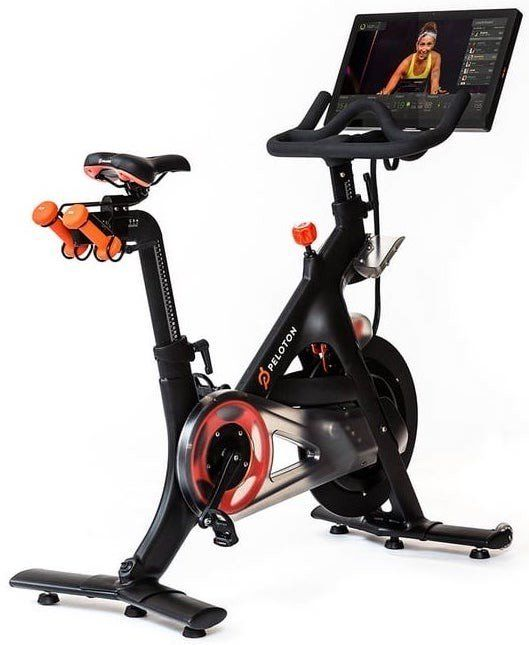 Battle Of The Bikes Peloton Vs Nordicktrack S22i In 2020 No Equipment Workout Bike Riding Workout Biking Workout