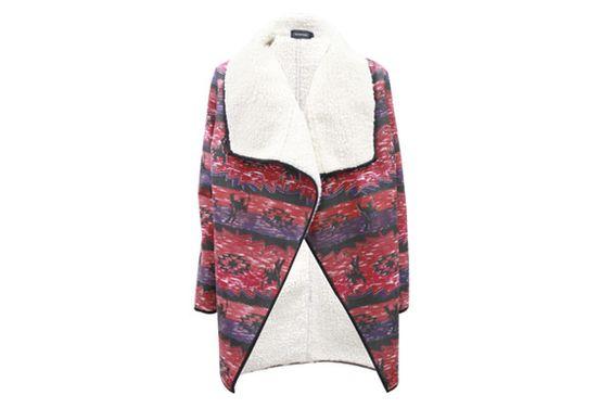 MinkPink Jacket ($115, nastygal.com) #holidaygiftsforwomen #giftsforwomen